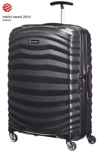 Samsonie LITE-SHOCK 81cm/30inch Spinner Black medium | Samsonite