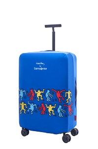 Samsonite Travel Link Acc. Luggage Cover KH S Keith Haring Keith Haring medium | Samsonite