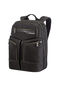 "Samsonite GT Supreme Laptop Backpack 15.6"" Black medium 