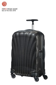 Samsonite Cosmolite Spinner 55cm/20inch FL 2 Black medium | Samsonite