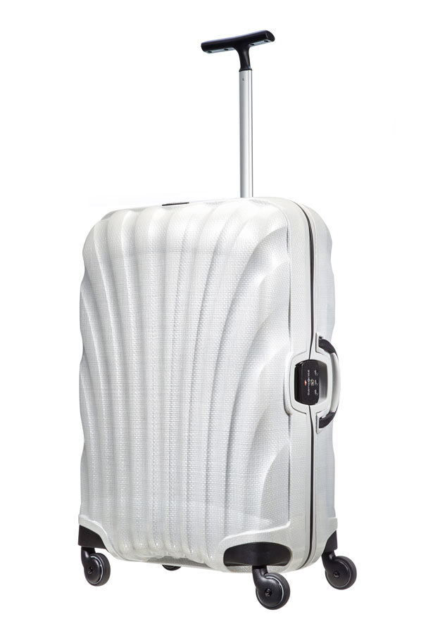 Samsonite Lite-Locked Spinner 69cm/25inch Off White large | Samsonite