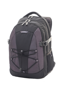 Samsonite Albi LP Backpack N4 Black/ Grey medium | Samsonite