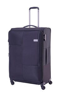 Samsonite Cubix Spinner 68cm/25inch EXP Black medium | Samsonite