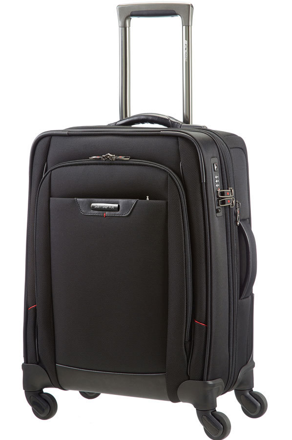 Samsonite Pro-DLX 4 Spinner 68cm/25inch Exp Black large | Samsonite