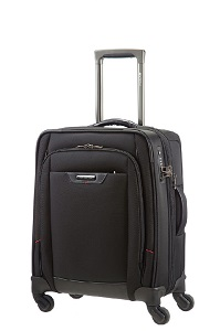 Samsonite Pro-DLX 4 Spinner 55cm/20inch Exp Black medium | Samsonite