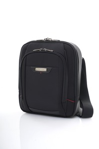 Samsonite Pro-DLX 4 Vertical Shoulder Bag Asia Black medium | Samsonite