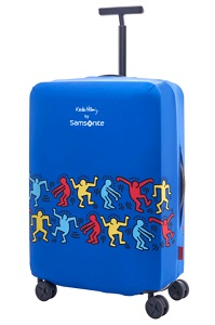 Samsonite Travel Link Acc. Luggage Cover KH L Keith Haring Keith Haring medium | Samsonite