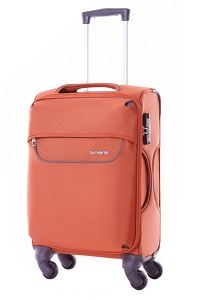 Samsonite Jet-Liter Spinner 67cm/24inch Exp Sunset Orange medium | Samsonite
