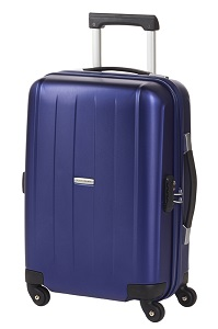 Samsonite Velocita FL Spinner 74cm/27inch Matt Blue medium | Samsonite