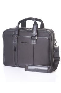 Samsonite Cita Laptop Briefcase M Black medium | Samsonite