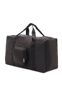 Samsonite Travel Link Acc. Foldable Duffle 2 Black medium | Samsonite