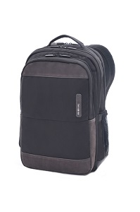 Samsonite Squad Laptop Backpack II Black/Charcoal medium | Samsonite