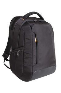 Samsonite Torus LP Backpack VI Black medium | Samsonite