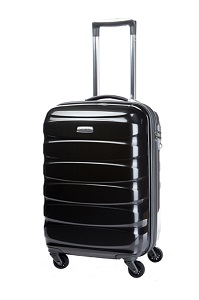 Samsonite Oval Spinner 57cm/20inch Exp Charcoal medium | Samsonite