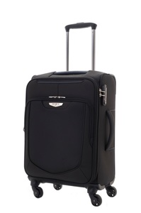 Samsonite Emper Spinner 55cm/20inch Exp Black medium | Samsonite