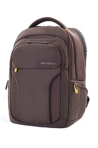 Samsonite Torus LP Backpack V ZIP Brown medium | Samsonite