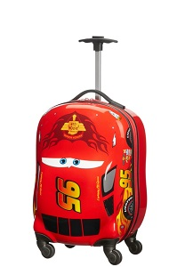 Samsonite Disney Ultimate Hard Spinner 46cm/16inch Cars Classic medium | Samsonite