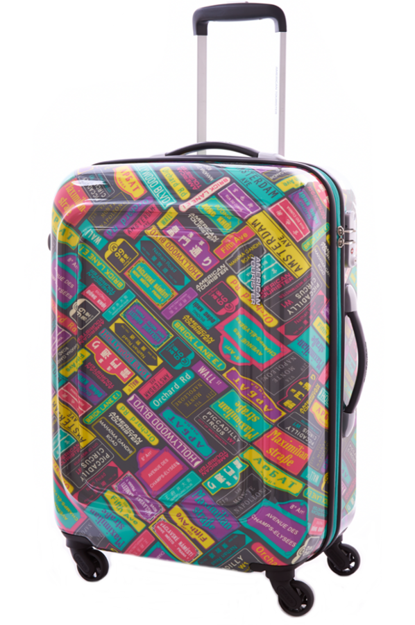 American Tourister Painter Spinner 77cm/28inch