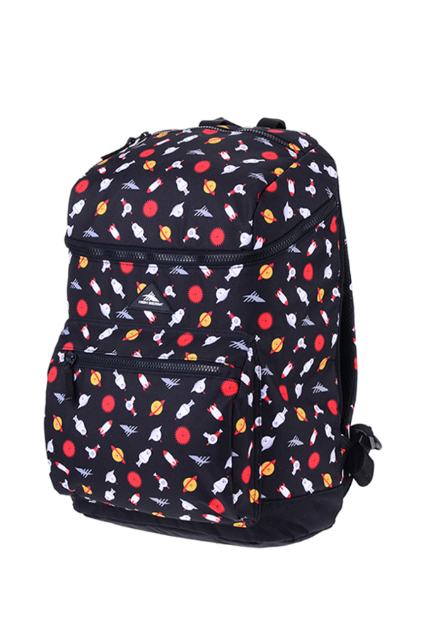 High Sierra SML Rainbow Backpack