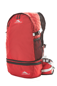 High Sierra Packable 2-In-1 Backpack/ Waist Pouch