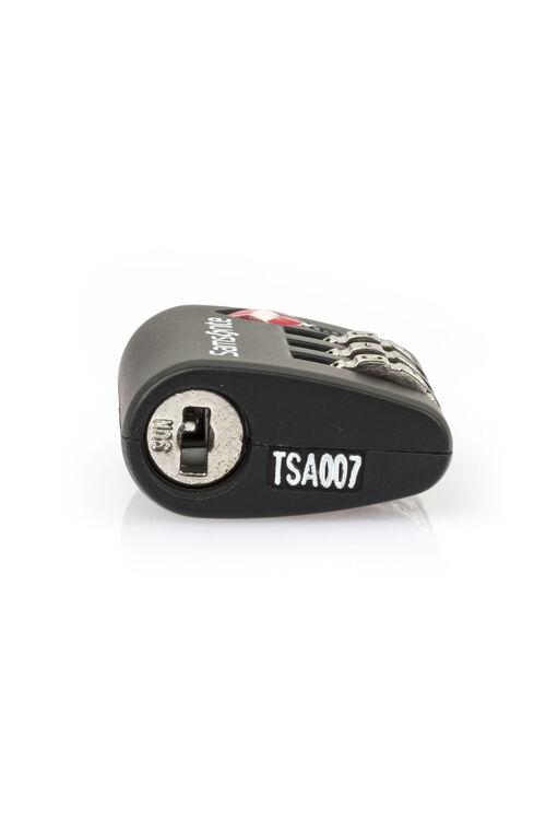 TRAVEL ESSENTIALS COMBILOCK 3 DIAL TSA  hi-res | Samsonite