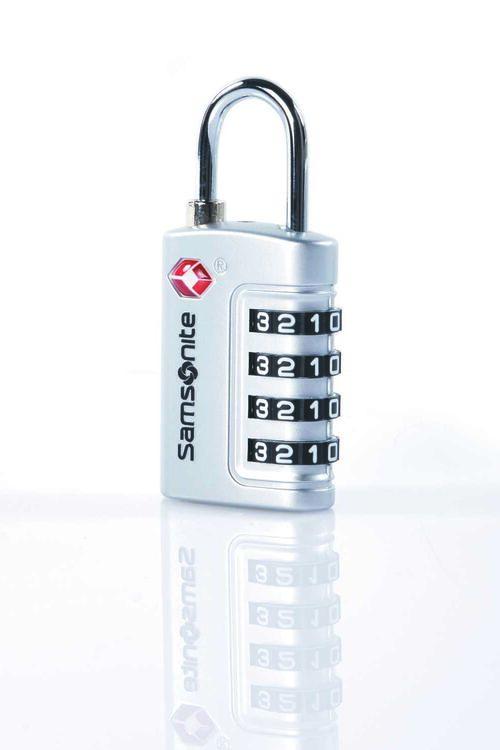 GLOBAL TA TSA 四位數字密碼鎖 2  hi-res | Samsonite