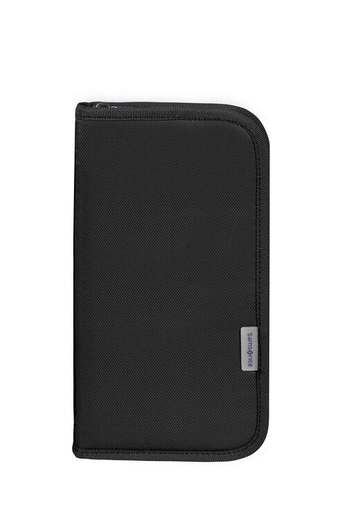 GLOBAL TA 拉鏈旅行銀包 RFID  hi-res | Samsonite
