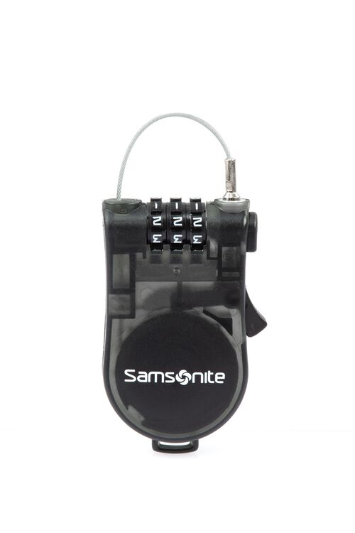 PRO TA Retractable Cable Lock  hi-res | Samsonite