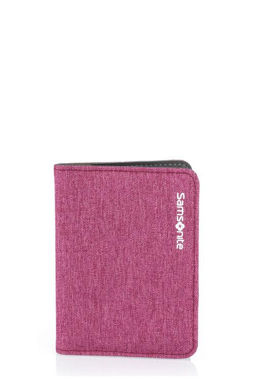TRAVEL ESSENTIALS PASSPORT COVER RFID  hi-res | Samsonite