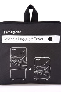 FOLDABLE LUGGAGE COVER L  hi-res | Samsonite
