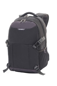 Samsonite Albi LP Backpack N6  Black/ Grey medium | Samsonite