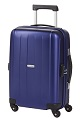 Samsonite Velocita FL Spinner 74cm/27inch Matt Blue small | Samsonite
