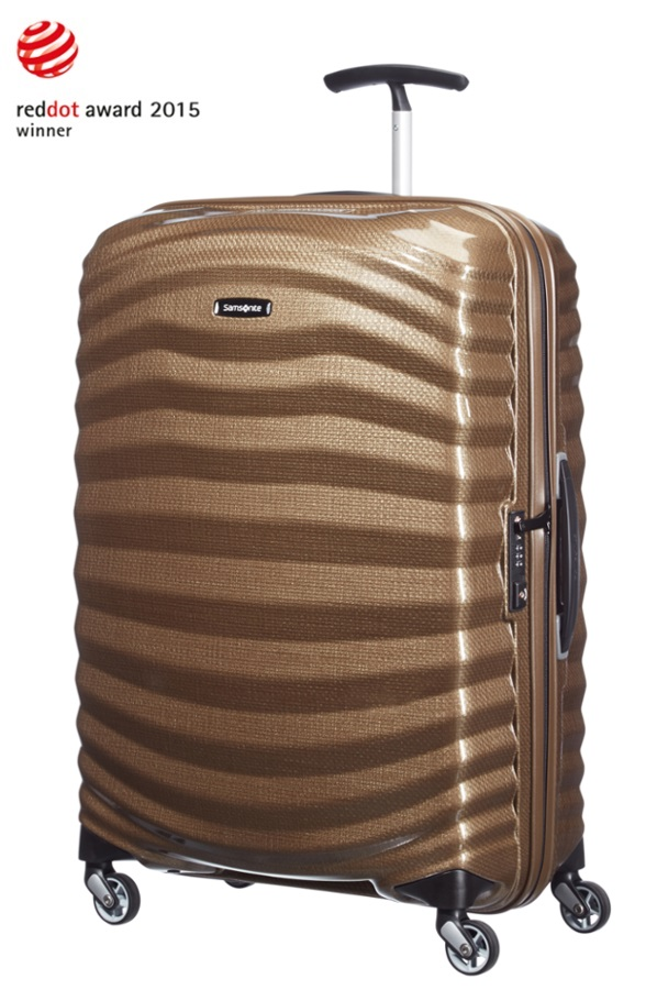 Samsonite LITE-SHOCK 75cm/28inch Spinner Sand large | Samsonite