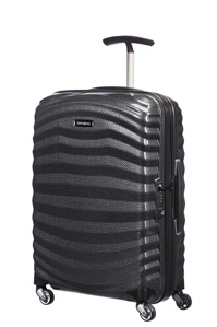 Samsonie LITE-SHOCK 55cm/20inch Spinner Black medium | Samsonite