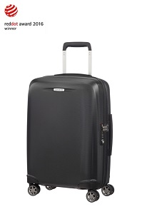 Samsonite Starfire Spinner 55cm/20inch Graphite medium | Samsonite