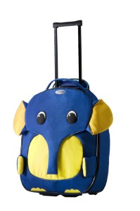 Samsonite Sammies Dreams Elephant Upright 50cm/18inch Blue medium | Samsonite