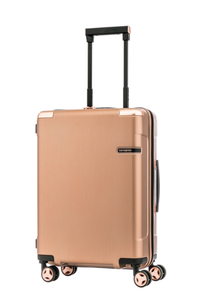 Samsonite Evoa Spinner 55cm/20inch Brushed Gold medium | Samsonite