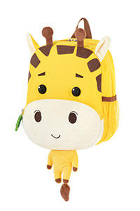 SAMMIES DREAMS KIDS BACKPACK M GIRAFFE  size | Samsonite